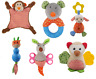 LITTLE NIPPERS EXTRA SMALL DOG TOY PUPPY CHEW AND CUDDLE CHIHUAHUA TOYS PUPPIES