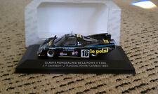 Quartzo 1:43 Rondeau M379B Le Point ITT #16 Le Mans Winner 1980 QLM018