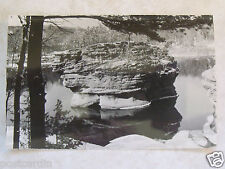 RPPC WISCONSIN DELLS! LOOKS LIKE LONE ROCK WIS. WI. WISC REAL PHOTO  POSTCARD PC