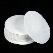60mm dia filter paper for 4 cup coffee espresso moka maker percolator pot 100pcs