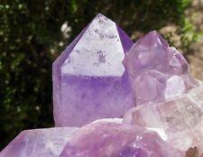 HUGE Amethyst Crystal Cluster Natural Points QuartzRARE Mineral Specimen Bolivia