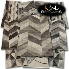"""AMAZING original thick Modern Rugs """"FEEL"""" 15 Pattern soft durable BEST-CARPETS"""