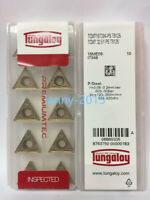 10PCS/BOX New Tungaloy CNC blade TCMT16T304-PS T9125