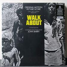 'WALKABOUT' Soundtrack Vinyl LP John Barry Australian Cult Movie NEW