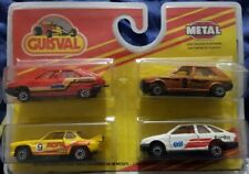 Citroen Bx, Fiat Ritmo, Ford Sierra, Bmw Miniature Guisval Idem Majorette.