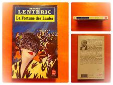 La Fortune des Laufer. Bernard Lenteric. Le Livre de Poche policier N° 14148