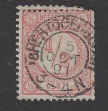 Nvph 30 II met bossche tanding; 15 OCT 1891