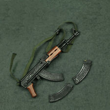 "1/6 Scale AK-47 Assault Rifle For 12"" Hot Toys Figure Body"