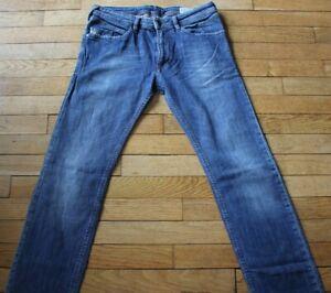 DIESEL Jeans pour Garçon Taille Fr 16 ans IAKOP J (Réf # O009)