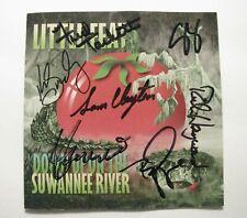 *LITTLE FEAT 7x BAND SIGNED 2 CD SET – FRED TACKETT – BILL PAYNE – SAM CLAYTON*