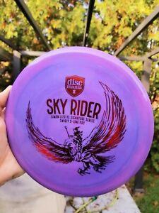 ~NEW~ Discmania Sky Rider ~1st RUN~ Simon Lizotte 173-175 S-Line PD2