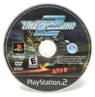 Need for Speed Underground 2 Sony PlayStation 2 PS2 Game Only
