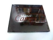 "MANEL CAMP ""BANDA SONORA"" CD 16 TRACKS PRECINTADO SEALED DIGIPACK"