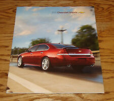 Original 2011 Chevrolet Impala Sales Brochure 11 Chevy LS LT LTZ