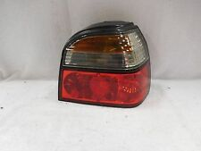99 00 01 02 1999-2000 2001 2002 VW GOLF CONVERTIBLE RIGHT TAIL LIGHT LAMP A211