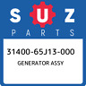 31400-65J13-000 Suzuki Generator assy 3140065J13000, New Genuine OEM Part
