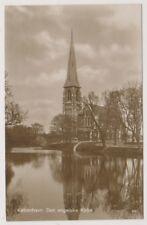 Denmark postcard - Kobenhavn, Den engelske Kirke