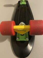 Original Penny Board 22� Inch Rasta, Authentic