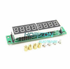 Max7219 Cwg 8-Digit Digital Tube Display Control Module Red for arduino new