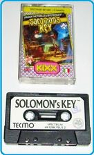 Solomon´s Key by US Gold - Probe Ltd  Tecmo 1987 Raffaele Cecco New Zx Spectrum