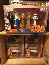 Star Wars Pez Sammelbox Spender Limited Edition