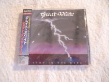 "Great White ""Shot in the Dark"" Emi Capitol Rec. Japan TOCP-67772  NEW Sealed"