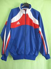 Veste Adidas Equipement Pro Equipe de France Bleu Vintage Jacket - 162