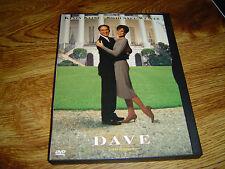 Dave-1993(DVD/LTBX/FULL)Kevin Kline,Sigourney Weaver,Ving Rhames,Frank Langella