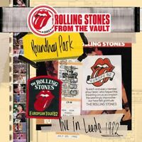 THE ROLLING STONES - FROM THE VAULT-LIVE IN LEEDS 1982 ( 3 LP+  DVD ) NEW