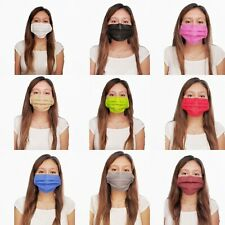 Face Mask With Filter Washable Water Proof Non Woven Reusable