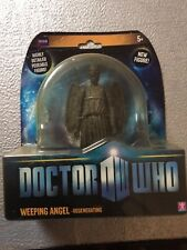 "DOCTOR WHO 5"" REGENERATING WEEPING ANGEL ACTION FIGURE BY CHARACTER OPTIONS"