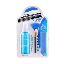 Kit Pulizia Schermi LCD con Detergente,Panno in Microfibra e Pennello KCL-1016