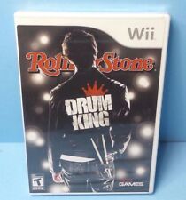 Rolling Stone Drum King - Nintendo Wii BRAND NEW FACTORY SEALED