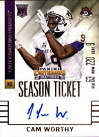 2015 Panini Contenders Draft Picks Football Autograph Singles (Pick Your Cards)