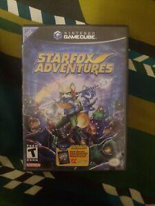 Starfox Adventures (Nintendo GameCube, 2002) No Manual