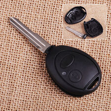 2Button Remote Key Shell FOB Case Uncut Blade fit for Land Rover Discovery 99-04