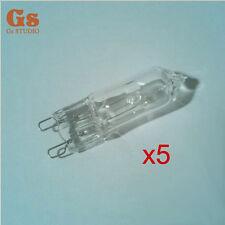 5set G9 120V 25W Halogen Lighting Light Bulbs