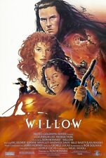 "Willow movie poster - Val Kilmer   : 11"" x 17"" inches"