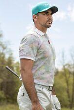 Nike Men's Jason Day Floral Golf Polo Shirt S Small AV5240-900 US Open 2019