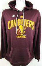 Cleveland Cavaliers Mens Medium 2016 NBA Champions Hooded Sweatshirt CCV 21