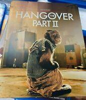 The Hangover Part II - Steelbook (Bluray Disc 2011) 💥