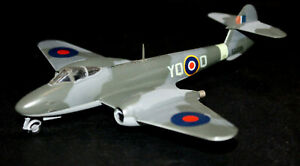 Built:  1/72 Gloster Meteor F.3