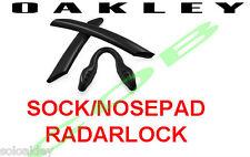 Oakley Kit NASELLI E FINALINI 9196 Radarlock XL NERO 43-461