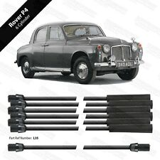Powerspark Rover P4 7mm Black Silicone HT Leads