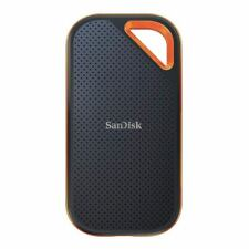 SANDISK E80 Extreme Pro Portable SSD 500GB 1TB 2TB External Solid State Drive