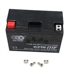 New Sealed AGM YT9B-BS YT9B-4 Battery Yamaha YFM700R Raptor YZF-R6 YP400 Majesty