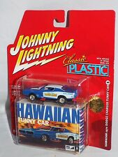 Johnny Lightning 2005 Classic Plastic #6 Hawaiian 1971 Dodge Charger Funny Car