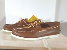 Mens Sperry Top Sider Leather Surfer Boat Shoes.(size 9)