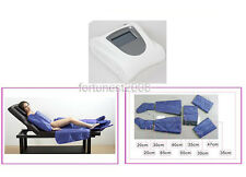 Far Infrared Pressotherapy Lymphatic Drainage Detoxin Touch Screen slim machine