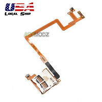 Replacement Part Left Right Volume Flex Cable SD Card Slot for Nintendo DSi NDSi